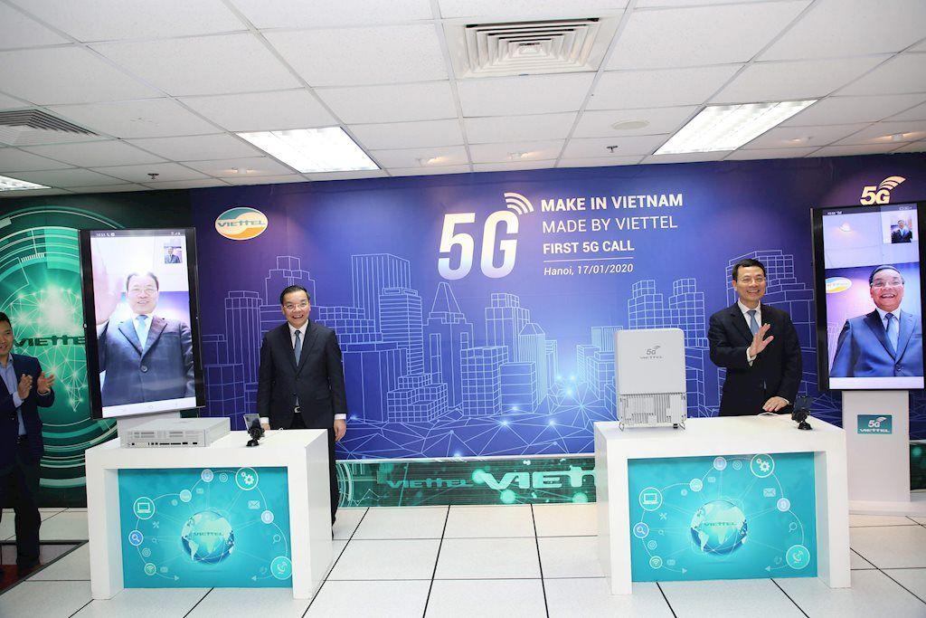 Viettel là nhà mạng duy nhất trên thế giới sản xuất được thiết bị viễn thông